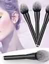 Professionell Makeupborstar Rougeborste 1 st. Professionell Syntetiskt Hår Aluminium för