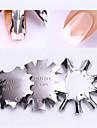3pcs Rostfritt stål Nail Art Drill Kit Till Multifunktion / Hållbar nagel konst manikyr Pedikyr Trendig / Mode Dagligen