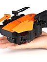 RC Drönare IDEA 7 RTF 4 Kanaler 6 Axel 2.4G / WIFI Med HD-kamera 2.0MP 720P Radiostyrd quadcopter Huvudlös-läge / GPS-positionering / Sväva Radiostyrd Quadcopter / Fjärrkontroll / 1 USB-kabel
