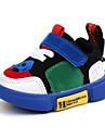 Pojkar / Flickor Komfort / Lysande skor Nät Sneakers Spädbarn (0-9m) / Småbarn (9m-4ys) Snörning / Krok och ögla Svart / Blå / Rosa Höst vinter