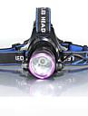 3Mode Pannlampor Cykellyktor Framljus till cykel Vattentät Uppladdningsbar 2000 lm LED LED 1 utsläpps 3 Belysning läge med batterier och laddare Vattentät Uppladdningsbar Stöttålig Camping / Vandring