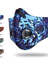 Sport Mask Skyddsmask mot Förorening Headsweat Kamouflage Cykel Fitness, Löpning & Yoga Avtagbar fleece Begränsar bakterier Cykel / Cykelsport Röd Blå Grå Elastan för Herr Dam Tonåring Vuxna