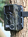 Jakt Trail Camera / Scouting Camera 16 MP 1080P Nattseende 120 ° Detekteringsområde 2 tums LCD 42 st IR-lysdioder Camping / Vandring / Grottkrypning Jakt Djurliv 850 nm 3.1 mm 1080P