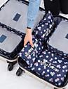 Resväska / Travel Organizer Stor kapacitet / Bärbar / Hållbar Resväskor / Kläder Nät / Nylon Resor