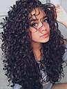 3 paket Indiskt hår Vågigt Vattenvågor Obehandlat Mänsligt hår Human Hår vävar Hårvård Förlängare 8-28 tum Svart Naurlig färg Hårförlängning av äkta hår Människohår förlängningar / 8A