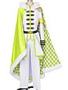 Inspirerad av IDOLiSH7 Yuki Animé Cosplay-kostymer Japanska cosplay Suits Enkel / Klassisk Topp / Byxor / Kappa Till Herr / Dam