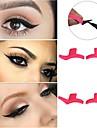Eyeliners Lätt att bära / Formaldehydfri Smink 2 pcs Silikon Kosmetisk / Ansikte Special / Moderna Bröllopsfest / Dagliga kläder Vardagsmakeup / Halloweenmakeup / Kattögonmakeup Cosplay Säkerhet