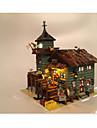 Byggklossar Byggsats Leksaker Utbildningsleksak 1 pcs Landskap kompatibel Legoing Handgjort Alla Pojkar Flickor Leksaker Present