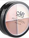 4 färger 1 pcs Fuktig Concealer / Multifunktion / Professionell Kosmetisk # Professionel / Mode Proffs / Massage Dagliga kläder Smink Kosmetisk