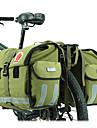 ROSWHEEL 50 L Väska till pakethållaren / Cykelväska Justerbara Stor kapacitet Vattentät Cykelväska Duk Vattentätt Material 600D Cykelväska Pyöräilylaukku Cykling / Cykel / Reflexremsa