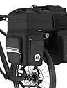 ROCKBROS 48 L Väska till pakethållaren / Cykelväska Väskor till pakethållaren 3 I en Multifunktionell Stor kapacitet Cykelväska Nylon 600D PVC Cykelväska Pyöräilylaukku Racercykel Mountain Bike