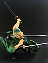 Anime Actionfigurer Inspirerad av One Piece Roronoa Zoro pvc 20 cm CM Modell Leksaker Dockleksak