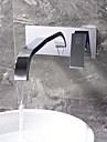 Bathroom Sink Faucet - Widespread Chrome Other Single Handle Two HolesBath Taps