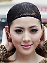Verktyg och tillbehör Nylon Perukmössor / Mesh peruk cap hårnät Klassisk / Ultra Stretch Liner 1 pcs Dagligen Klassisk Svart