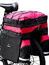 ROSWHEEL 60 L Väska till pakethållaren / Cykelväska Väskor till pakethållaren 3 I en Vattentät Regnsäker Cykelväska 600D Ripstop Cykelväska Pyöräilylaukku Cykling Utomhusträning