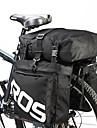 Rosewheel 35 L Väska till pakethållaren / Cykelväska Justerbara Stor kapacitet Multifunktionell Cykelväska Nylon Cykelväska Pyöräilylaukku Cykling / Cykel
