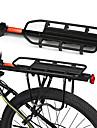 Bike Cargo Rack Bakre rack Justerbara Enkel att sätta på Quick Release Legering Racercykel Mountain Bike - Svart