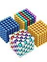 Magnetiskt block Magnetiska pinnar Magnetiska plattor 500 pcs Maskin professionell nivå Stress och ångest Relief Focus Toy Alla Leksaker Present