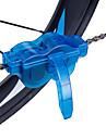 Rengöringsborste för cykelkedja Rengöringskit Cykelreparationsverktyg Roterande rengöringsvekrtyg 360 ° roterande borstar Enkel att rengöra Tvätta Bekväm Till Racercykel Mountain Bike Fastnav Cykel