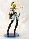 Anime Actionfigurer Inspirerad av Sagotema Lucy Heartfilia pvc 24 cm CM Modell Leksaker Dockleksak