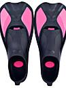 Dykning Fenor Simfenor Fleksibel Justerbar passform Korta simfenor Simmning Dykning Snorkelfenor Plast - för Barn Mörkblå Gul Fuchsia