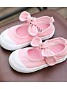 Flickor Komfort Kanvas Sneakers Småbarn (9m-4ys) / Lilla barn (4-7år) Fuchsia / Rosa / Vin Vår