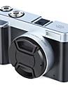 QQT V12 vlogging Timing Funktion / Multifunktion / Lätt och bekvämt 64 GB 1080P / 60fps 16 mp 8X 1920 x 1080 pixel 3.2 tum 16 MP CMOS MPEG-4 Enkel bild / Bildsekvensläge / Time lapse-fotografering Nej