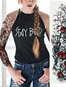 3 pcs tillfälliga tatueringar Miljövänlig / Engångsvara Kropp / brachium / tillbaka Kortpapper
