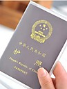 Pass- och ID-hållare / Reseplånbok med passficka Tillbehör till resväska pvc 18*13 cm
