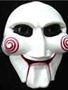 Cosplay Kostymer / Dräkter Mask Halloween-mask Inspirerad av V for Vendetta Vit Cosplay Halloween Halloween Karnival Maskerad Vuxna Herr Dam