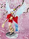 Anime Actionfigurer Inspirerad av AngelBeats Kanade Tachibana pvc 19 cm CM Modell Leksaker Dockleksak
