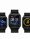 KUPENG Q8 Kids Smart Bracelet Smartwatch Android iOS Bluetooth Waterproof Touch Screen Heart Rate Monitor Blood Pressure Measurement Sports Timer Pedometer Call Reminder Activity Tracker Sleep Tracker