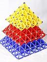 Magnetiskt block Magnetiska pinnar Magnetiska plattor 103 pcs Natsume Takashi Kreativ Dörrklistermärke Stadsjeep Alla Leksaker Present