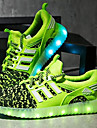 Pojkar Komfort / Lysande skor Textil Sportskor Lilla barn (4-7år) / Stora barn (7 år +) LED Grön / Marinblå / Röd Vår / Höst / TPR (termogummi)