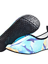 Vattenskor 5mm Gummi Dykning Surfing Snorkelfenor - Anti-halk för Vuxen