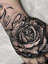 5 pcs tillfälliga tatueringar Vattenavvisande / Bästa kvalitet händer / brachium Tatueringsklistermärken