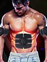 Magmuskelstimulator Bukhalsband EMS Abs Trainer Uppladdningsbar Elekronisk Muskeltonare Trådlös EMS-träning (elektrisk muskelstimulation) Muskeltoning Magtonande Motion & Fitness Träna bodybuilding