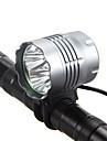 LED Cykellyktor Framlykta till cykel Framljus till cykel Ficklampa LED Bergscykling Cykel Cykelsport Vattentät Jätteljus Bärbar Enkel att sätta på 18650 3600 lm Uppladdningsbara batterier 110-240V
