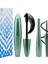 Mascara Pencil Eyeliner Fuktig Vattenavvisande Vattentät Säkerhet Moderiktig design Vattenfrånstötande Långvarig Vattenfast Jul Julklappar Bröllop Party Halloween