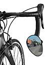 Backspegel Cykelspegel för handtag Justerbara Hållbar Enkel att sätta på Cykelsport motorcykel Cykel pvc Svart Mountain Bike hopfällbar cykel Rekreation Cykling