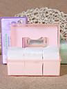 Bomullspad för Ögonfrans Makeupsvampar Ung Smink 500 pcs Mikrofiber Städning / Ansikte Ljuv / Moderna Bröllopsfest / Dagliga kläder Vardagsmakeup Kosmetisk Skötselprodukter