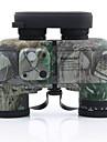 Boshile 10 X 50 mm Binoculars Range Finder Porro Waterproof High Definition Shock Resistant Fogproof Fully Multi-coated BAK4 Compass Night Vision Rubber Metal / IPX-7 / Hunting / Bird watching