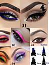märke evpct 7 färg dubbelt huvud tätning eyeliner färg eyeliner vattentät hållbar ögon kosmetika