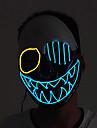 LED Cosplay Kostymer / Dräkter Mask Maskerad Inspirerad av Djävul Kaffe Halloween Jul Halloween Karnival Vuxna Herr Dam