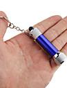 Nyckelringsficklampor Liten storlek 50 lm LED - 7 utsläpps 1 Belysning läge med batterier Kompakt storlek Liten storlek Superlätt Vardagsanvändning / Aluminiumlegering