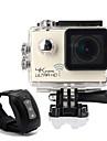 SJ9000R vlogging Bärbar / Professionell / undervattenskamera 60fps 16 mp 4000 x 3000 pixel Simmning / Camping / Utomhusträning 2 tum 16 MP CMOS Enkel bild / Bildsekvensläge / Time lapse-fotografering