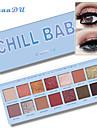 märke cmaadu 14 färg glänsande metallögonskugga mode pärlemorkt matt ögonskugga vattentät långvarig ögonmakeup.