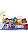 Magnetiskt block 125 pcs Konstiga leksaker Handgjort Föräldra-Barninteraktion Alla Leksaker Present