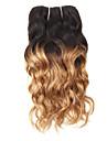 1 Bundle Brasilianskt hår Klassisk Löst vågigt Obehandlad hår Nyans 8 tum Nyans Hårförlängning av äkta hår Heta Försäljning Människohår förlängningar