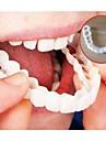 whitening snap perfekt leende tänder falskt tandskydd på leende ögonblick tänder kosmetiska proteser vård för övre en storlek passar